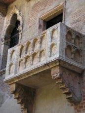 Julia's balcony