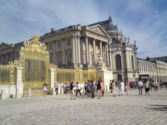 Entrance-versailles-france