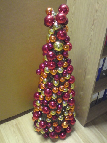 Office Christmas tree