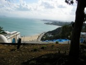 Sidi Bou Said view