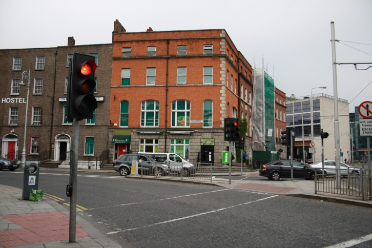 Paddy's Palace hostel