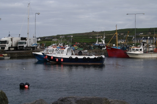 Portmagee port