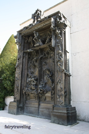 Gate of Hell by Rodin