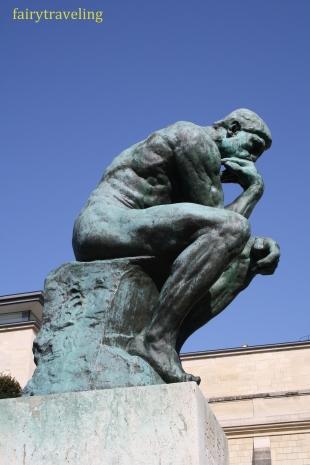 Thinker Rodin